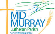 Mid Murray Lutheran Parish Logo
